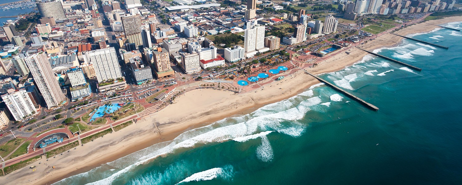 View of Durban