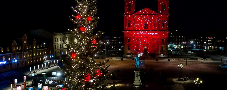 Christmas in Karlskrona 2020