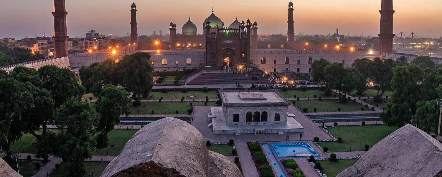 Royal Mosque Lahore