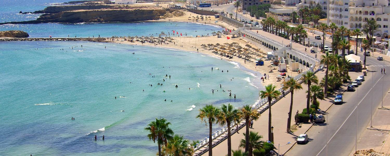 Monastir coast
