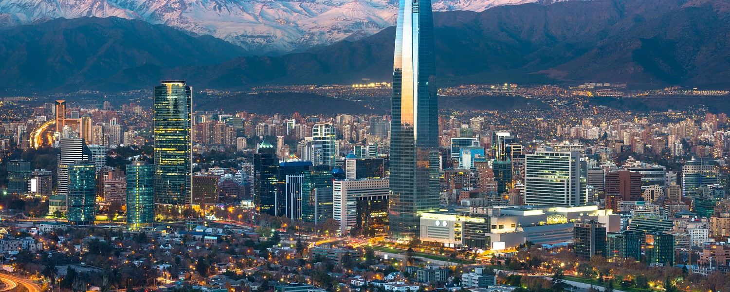 Visit Santiago – Reaching new heights