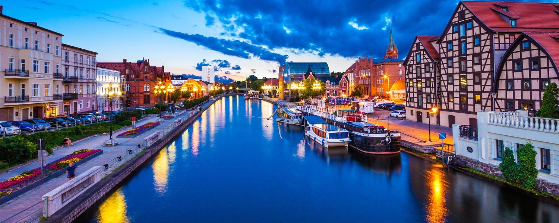 view of Bydgoszcz