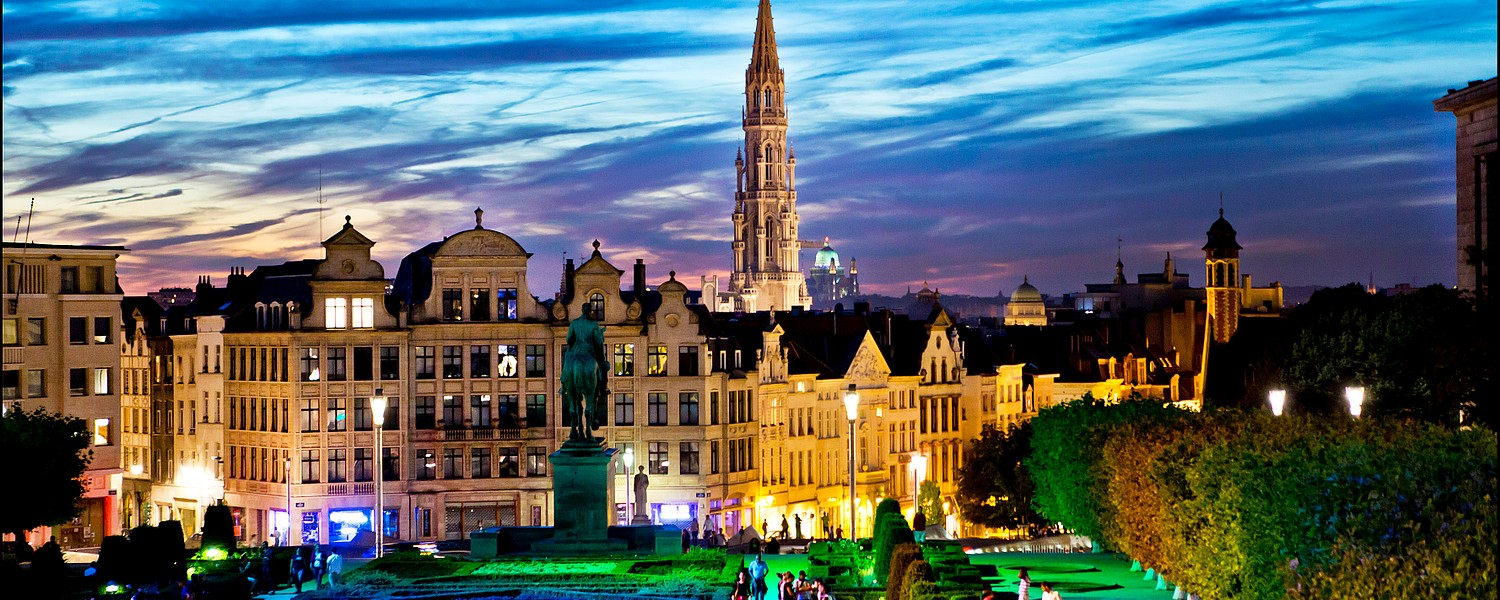 City Centre, Brussels