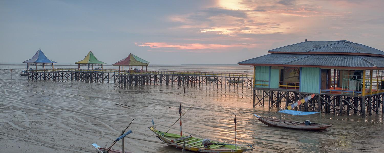 Beach near Surabaya