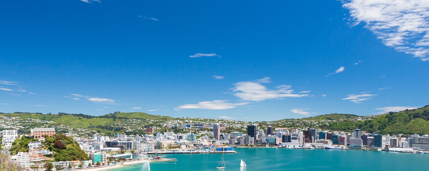 Wellington Bay