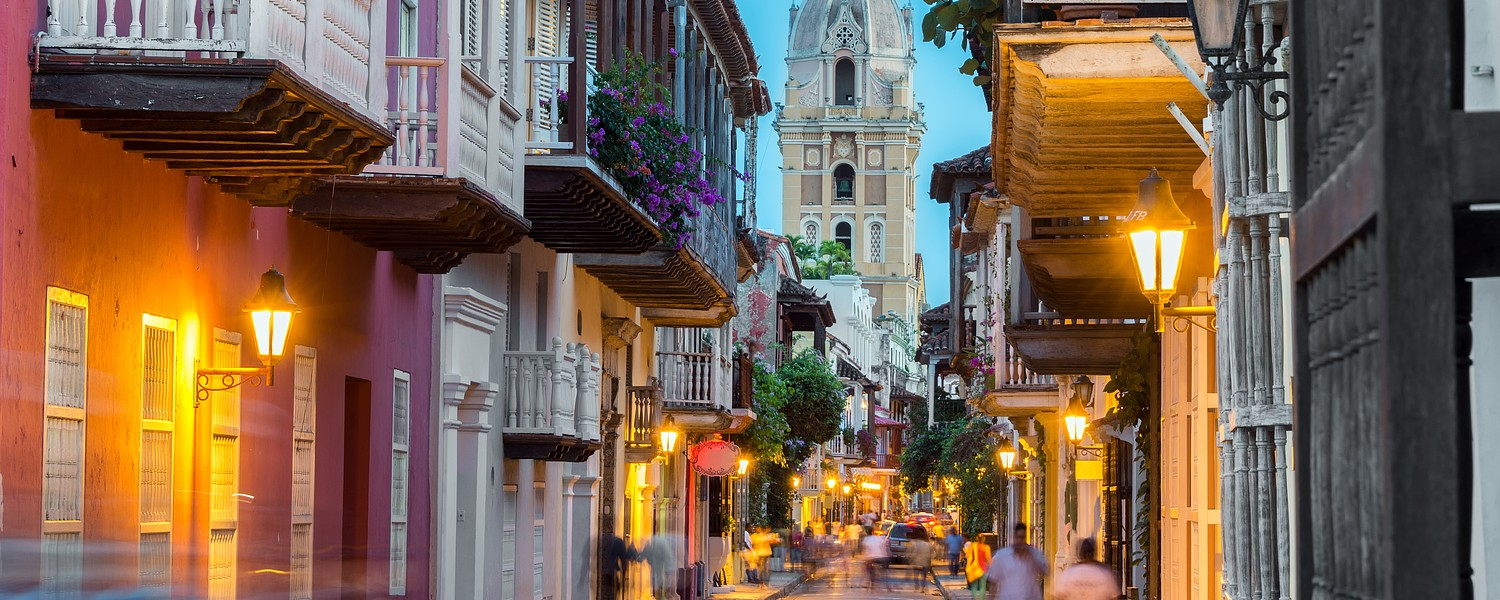 Visit Cartagena – The night beckons