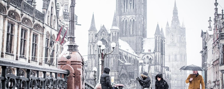 Ghent Winter