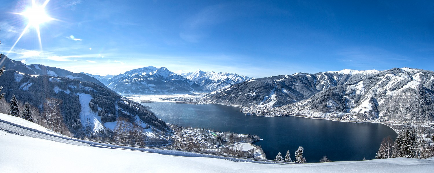 Winter in Zell am See-Kaprun