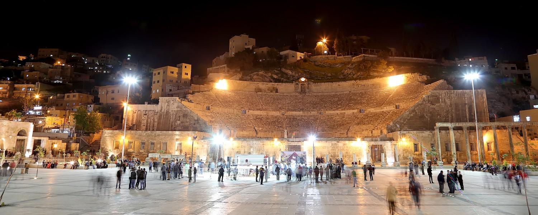 Amman Roman Theatre