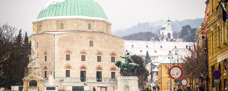Történelmi helyszínek