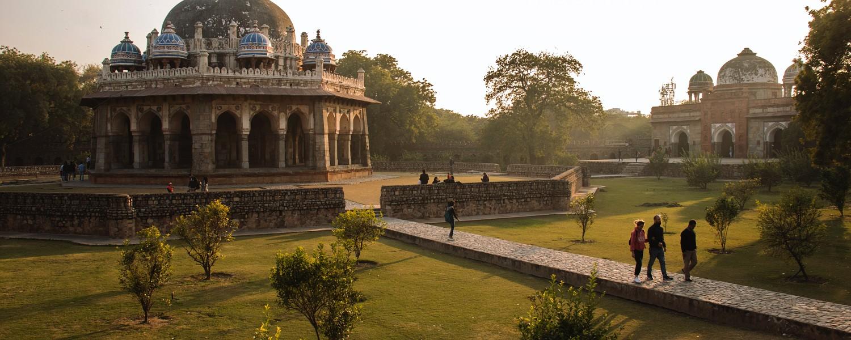 Isa Khan's Tomb New Delhi