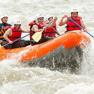 Whitewater Rafting on the Cagayan de Oro River