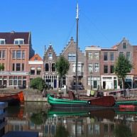 Historischer Delfshaven