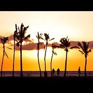 Anaehoomalu Beach