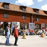 Puerto de turistas de Västerås