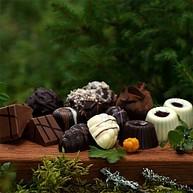 Jeltsjes Chokladpraliner