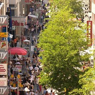 Breite Gasse / Karolinenstraße