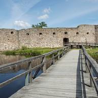 Die Schlossruine Kronoberg