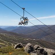 Thredbo Downhill Bike Run