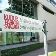Smålan-Museum und Schwedisches Glasmuseum