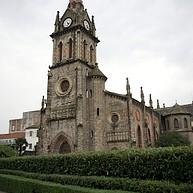 Jiangbei Catholic Church / 天主堂