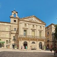 The protected sector of Pézenas