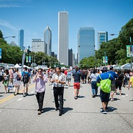 Taste of Chicago (July)