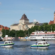 Discover Szczecin… from the waterside