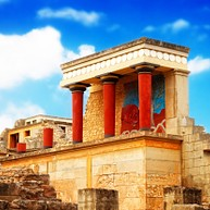 The Minoan Palace of Knossos