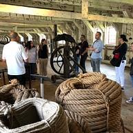 Zwiedzanie z przewodnikiem – Dni Światowego Dziedzictwa 2019 – Stara Stocznia