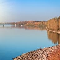 PAMINA-Rheinpark, Staustufe Iffezheim & Polderinfopfad Söllingen/Greffern
