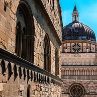 Basílica de Santa Maria Maggiore y capilla Colleoni