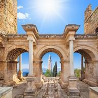 Hadrianus Triumphal Arch