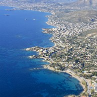 Glyfada and the seaside