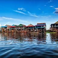 洞里萨湖 (Tonle Sap Lake)