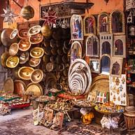 Der Souk Bazar