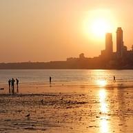 Chowpatty Beach