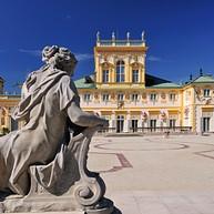 Residenza reale del Re Jan III a Wilanów