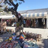 Houmt Souk - the market area