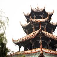 Wangjiang Tower Park / 望江楼公园