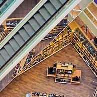 Centre commercial/ Düsseldorf Arcaden