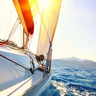 Båtutflykt i Malaga