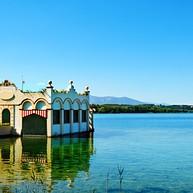 Baignade au Lac de Banyoles