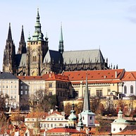 Prague Castle and St. Vitus' Cathedral