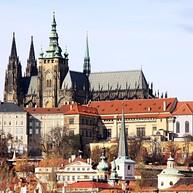 Castello di Praga e Cattedrale di San Vito