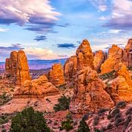 Parque Estadual Red Rock Canyon
