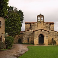 Church Of San Julian De Los Prados