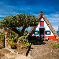 Santana Traditional Houses (Madeira)
