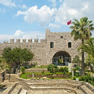 Marmaris Castle And Archaeology Museum
