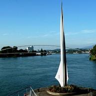 Dreiländereck und Rheinhafen